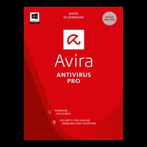 اویرا آنتی ویروس پرو 2018
