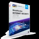 آنتی ویروس بیت دیفندر اینترنت سکیوریتی 2018