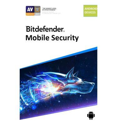 آنتی ویروس بیت دیفندر موبایل سکیوریتی برای اندروید