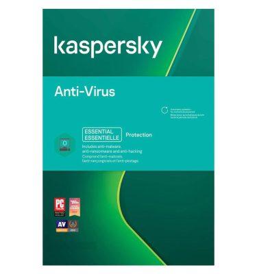 کسپرسکی آنتی ویروس