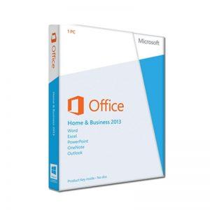 مایکروسافت آفیس 2013 هوم بیزینس 1 کاربر