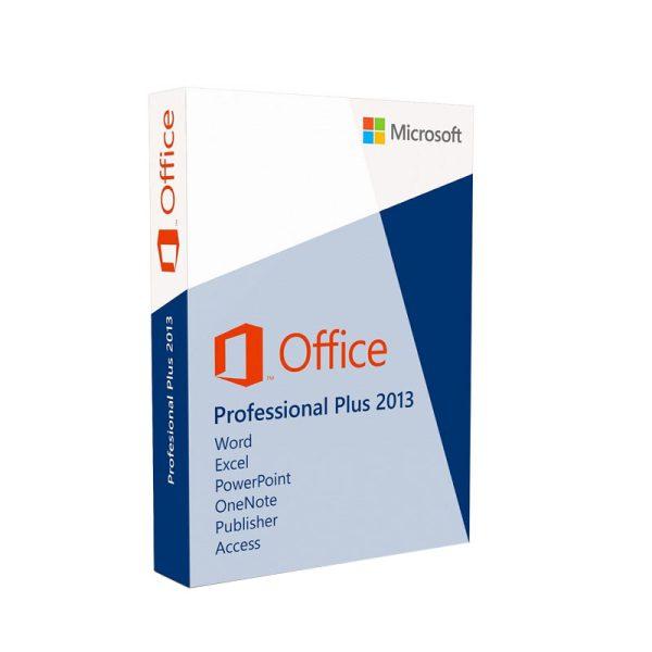 مایکروسافت آفیس 2013 پروفشنال 1 کاربر