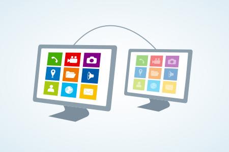 تصویر Remote Desktop Services