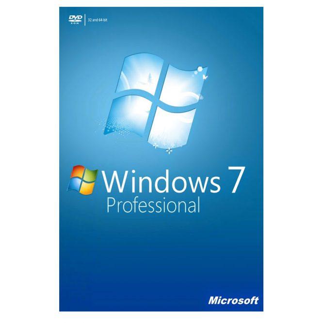 مایکروسافت ویندوز 7 پرو