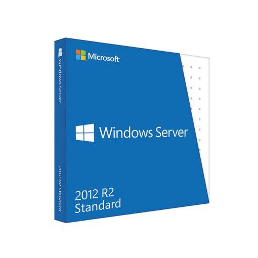 مایکروسافت ویندوز سرور 2012 استاندارد