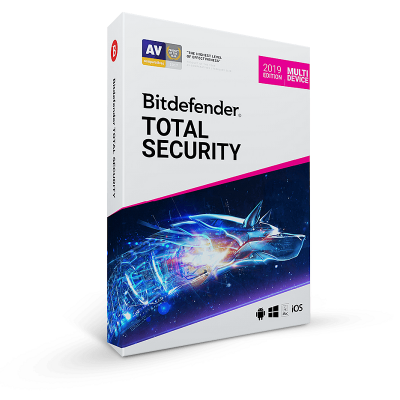 آنتی ویروس Bitdefender Total Security