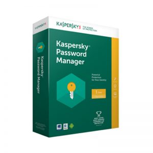 کسپرسکی برای مدیریت کلمه های عبور