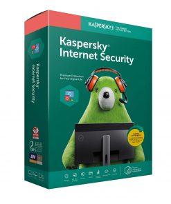 آنتی ویروس کسپرسکی اینترنت سکیوریتی 2020