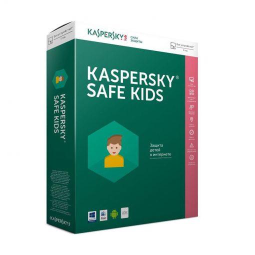 کسپرسکی امنیت برای کودکان