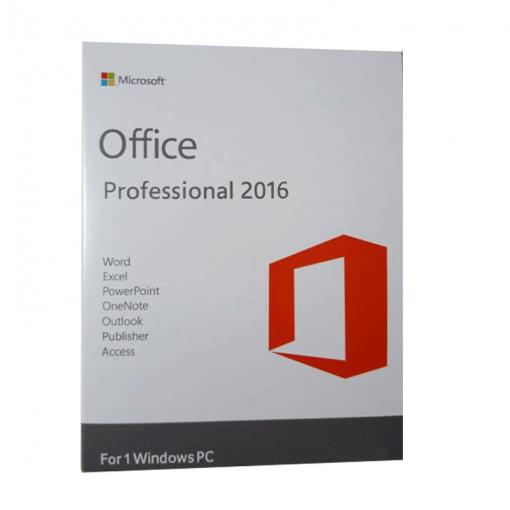 مایکروسافت آفیس 2016 پروفشنال 1 کاربر