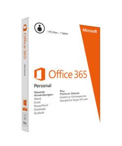 مایکروسافت آفیس 365 پرسنال 1 کاربر