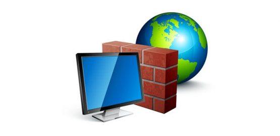 تصویر Windows Firewall
