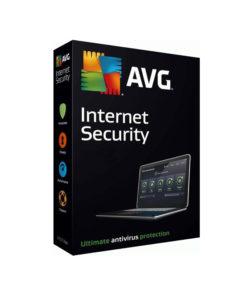 آنتی ویروس ای وی جی اینترنت سکیوریتی