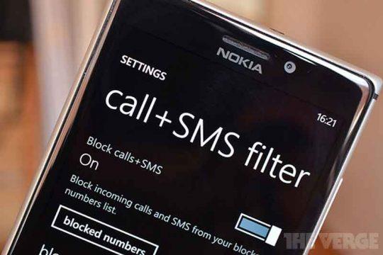 تصویر Call and SMS Filter