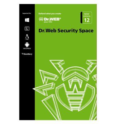 آنتی ویروس دکتر وب Security Space