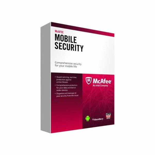 آنتی ویروس مکافی موبایل سکیوریتی برای اندروید