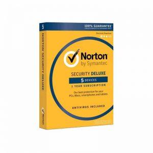 انتی ویروس نورتون سکیوریتی دیلاکس برای ویندوز، مک، اندروید، ایفون و ایپد