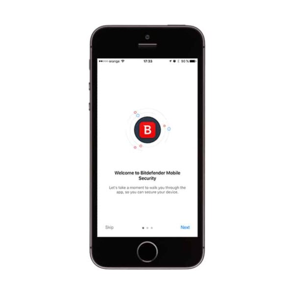 آنتی ویروس بیت دیفندر موبایل سکیوریتی برای iOS