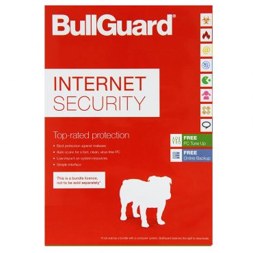 آنتی ویروس بولگارد اینترنت سکیوریتی
