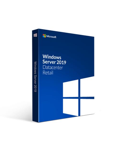 Windows Server data center