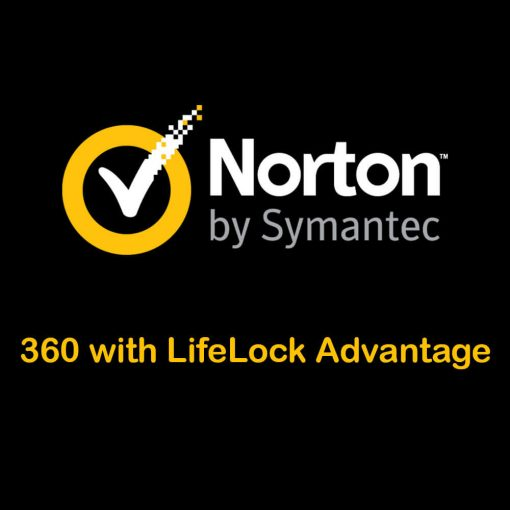 Norton 360 with LifeLock Advantage