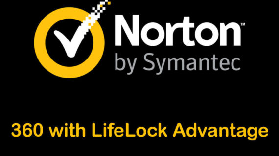 Norton 360 with LifeLock Advantage