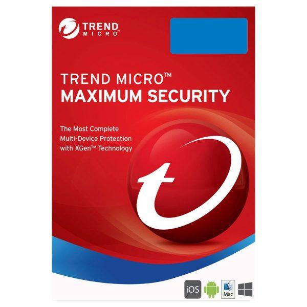 خرید ترند میکرو maximum security