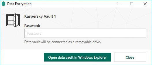 رمزهای عبور برای داده ها