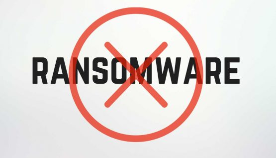 تصویر محافظت در برابر باج افزار ها