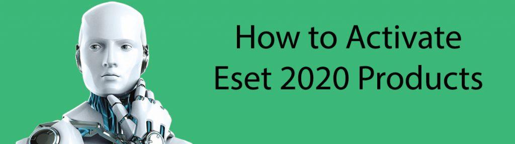 آموزش تصویری نصب آنتی ویروس ESET2020