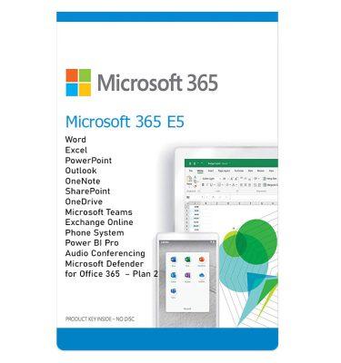 خرید Office 365 Enterprise E5