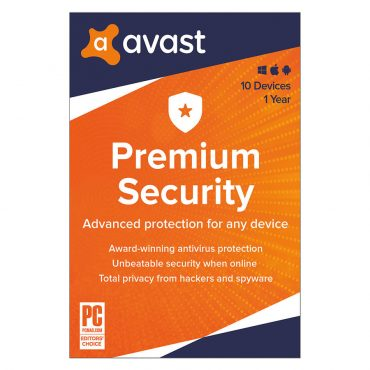تصویر Avast Premium security