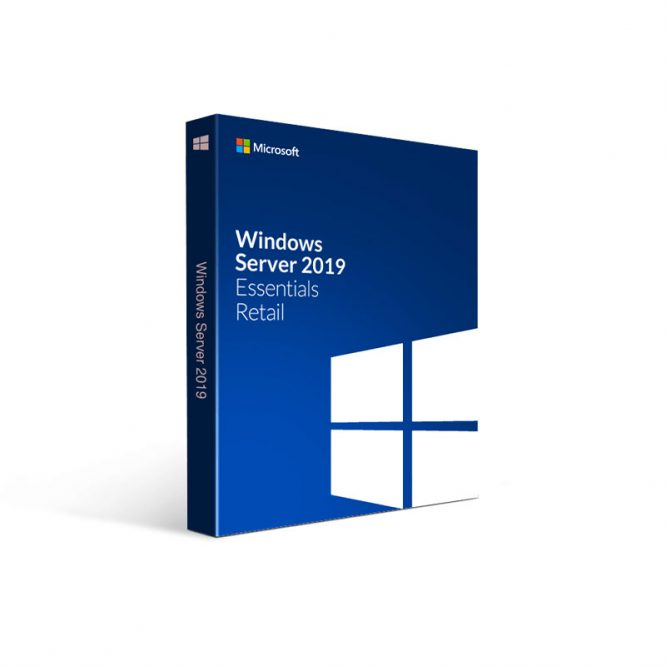 تصویر Windows Server 2019 Essentials