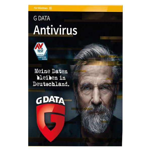 جی دیتا آنتی ویروس