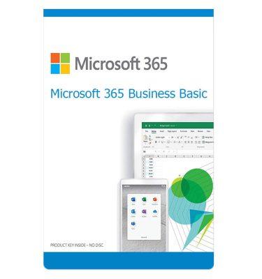 مایکروسافت 365 بیزینس بیسیک