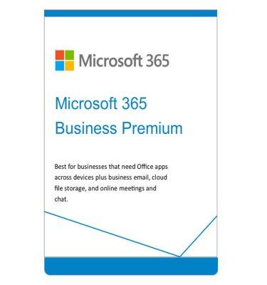 خرید Microsoft 365 Business Premium