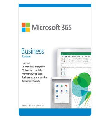 خرید Microsoft 365 Business Standard