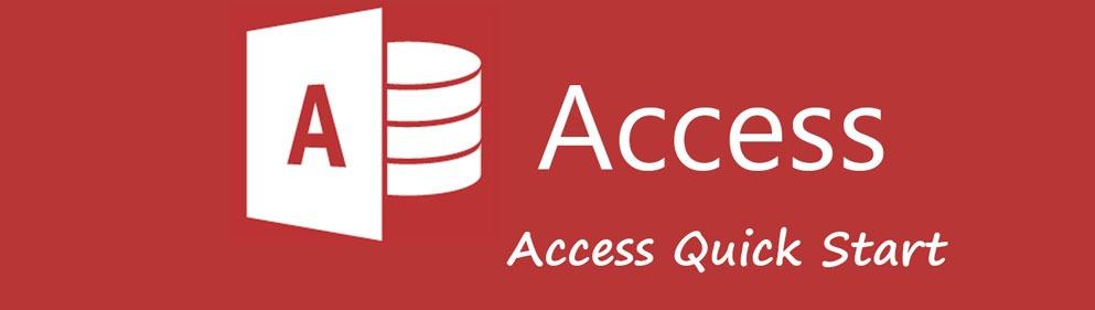 آموزش های اولیه Access